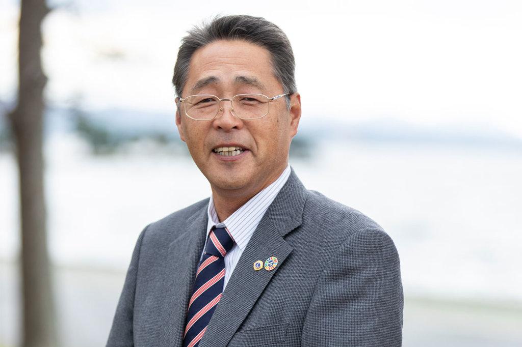 株式会社メリット代表取締役柏井光