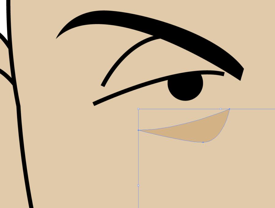 【Illustrator】鏡面編集を勉強した話